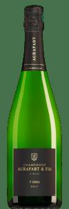 Champagne Brut Blanc de Blancs Les Sept Crus