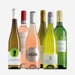 Verfrissend wijnpakket