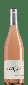Côtes du Rhône le Caillou Rosé