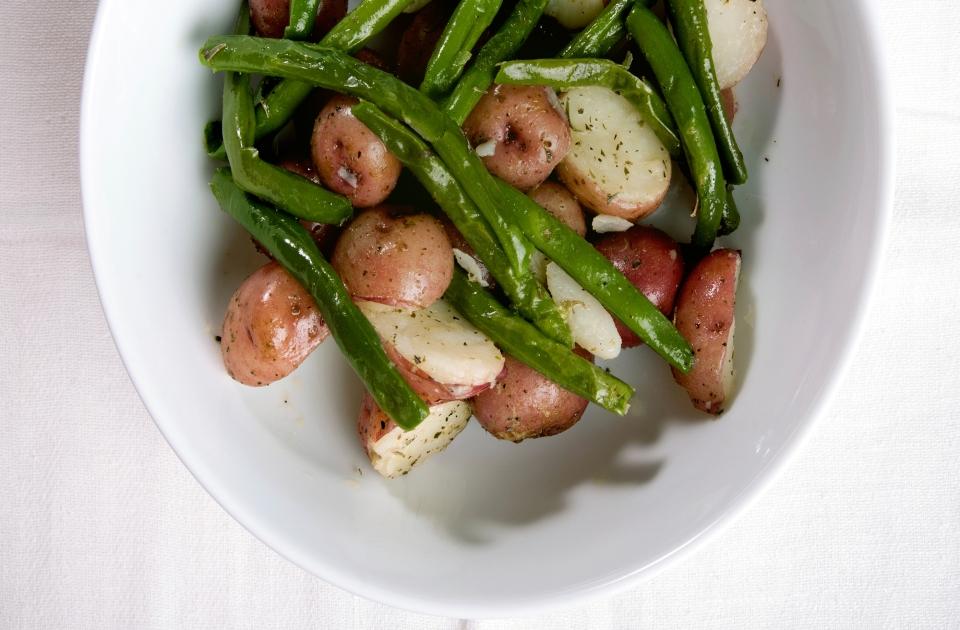Perfect bij een Luikse salade