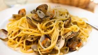 Lekker bij pasta vongole