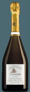 Champagne Brut Grand Cru Blanc de Blancs Cuvée des Caudalies