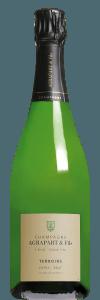 Champagne Extra Brut Grand Cru Terroirs Blanc de Blancs