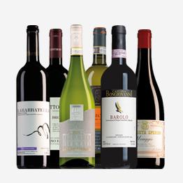 Piemonte Wijnpakket