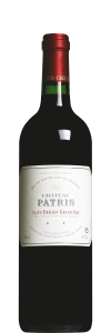 Saint-Emillion Grand Cru