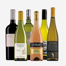 Oosterse Gerechten Wijnpakket