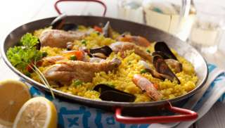 Perfect bij een traditionele paella