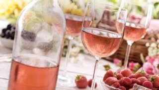 Verfrissende rosé